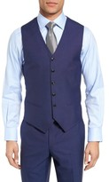 Ted Baker Men's Jones Trim Fit Wool Vest