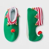 Wondershop Toddler Girls' Bootie Slippers - Wondershop Green