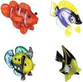 Looking Glass 4-pk. Fish Mini Figurines