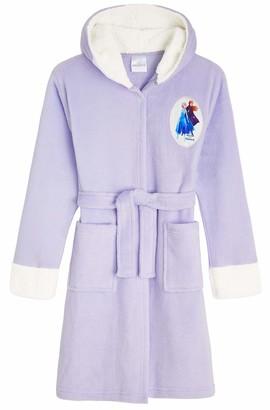 Disney Frozen Dressing Gown for Girls (13/14 Years) Purple