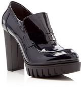 Charles David Marley High Heel Loafer Pumps