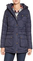 Barbour Women's 'Circlip' Water Resistant Quilted Coat