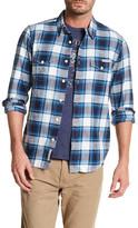 Lucky Brand Long Sleeve Western Shirt