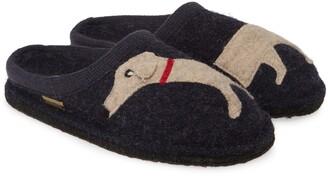 Haflinger Dog Slipper