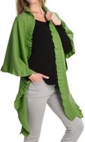 Venario Betty Shawl - Boiled Wool (For Women)