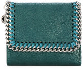 Stella McCartney Falabella small flap wallet - women - Artificial Leather - One Size