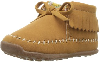Carter's Every Step Girls' Stage 3 Walk Gilly-WG Fashion Boot