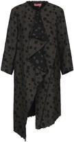 MANILA GRACE DENIM Overcoats - Item 41708020