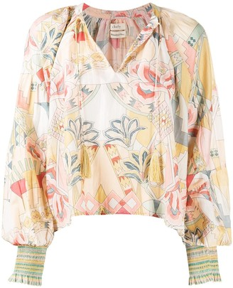 CHUFY Kuka long sleeved blouse