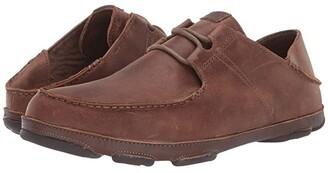 OluKai Ohana Li 'ili (Tan/Mustang) Men's Shoes