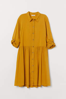H&M Airy Shirt Dress