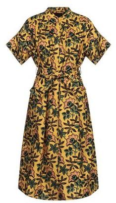 Maison Scotch Knee-length dress