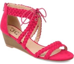 Journee Collection Women's Aubree Wedges Women's Shoes