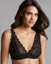 Honeydew Camellia Lace Bralette
