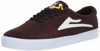 Lakai Footwear Sheffield Simon SuedeSize 7 Tennis Shoe