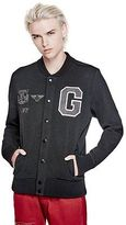 G by Guess GByGUESS Men's Valiant Varsity Jacket