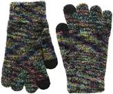 Steve Madden Space Dyed I Touch Gloves Extreme Cold Weather Gloves