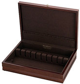 Reed & Barton Taunton Mahogany Flatware Chest