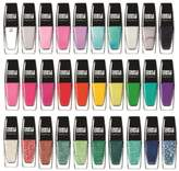 Beauty Brags Lot of 5 Sally Hansen Triple Shine Finger Nail Polish Color Lacquer All Different Colors No Repeats