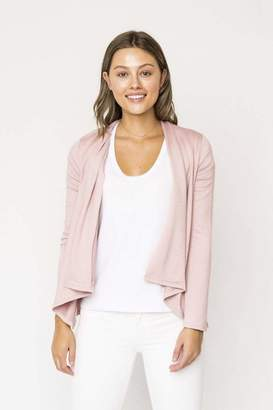 Gibson High Low Open Swing Cardigan