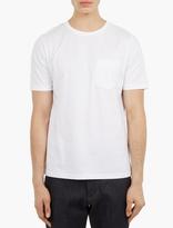 Ami White Pocket T-Shirt