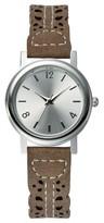 Xhilaration Women's Wristwatch - Brown