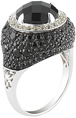 Delatori By Alor Silver Gemstone Ring