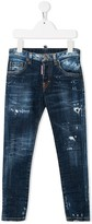 DSQUARED2 slim-fit ripped jeans