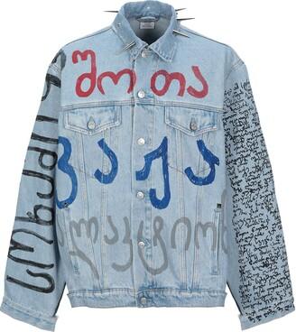 Vetements Denim outerwear