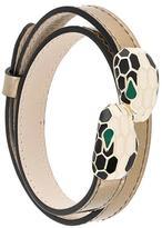 Bulgari double stone bracelet
