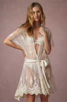 BHLDN Translucid Lace Robe