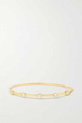 Melissa Kaye Zea 18-karat Gold Diamond Bracelet