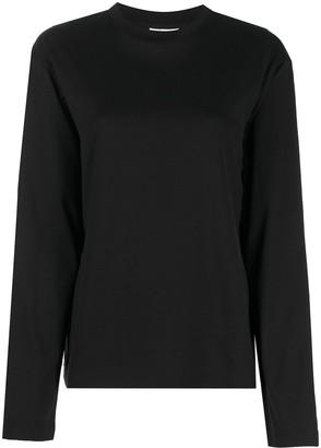 Acne Studios long sleeve T-shirt