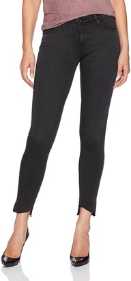 AG Jeans Women's The Legging Ankle Front Slant Hem