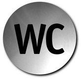 """Blomus Door Sign """"WC"""""""