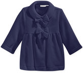 First Impressions Baby Girls' Bow-Front Coat, Only at Macy's