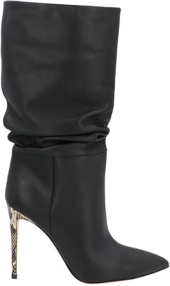 Paris Texas Heeled Slouch Boots