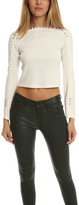 3.1 Phillip Lim Ribbed Long Sleeve Top