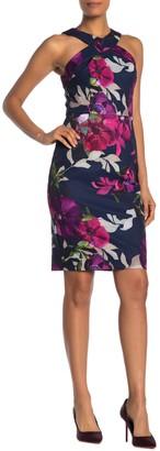 Trina Turk Ace Floral Sleeveless Dress (Regular & Plus Size)