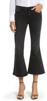 Frame Women's Le Crop Bell High Waist Crop Jeans