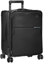 Briggs & Riley Men's 'Baseline' Wide Body Expandable Rolling Packing Case - Black
