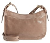 Hobo Chase Calfskin Leather Crossbody Bag - Grey