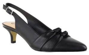Bella Vita Margaret Slingback Pumps Women's Shoes