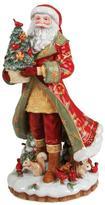 Fitz & Floyd Hand Painted Bellacara Santa Figurine