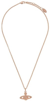 Vivienne Westwood Core Mini Bas Relief pendant necklace