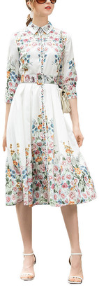 BURRYCO Midi Dress