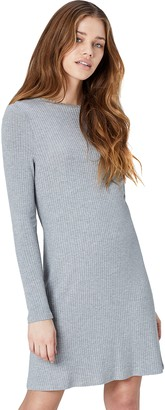 Find. Amazon Brand Women's Ribbed Jersey Dress