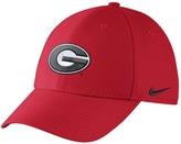 Nike Men's Georgia Bulldogs Dri-FIT Flex-Fit Cap