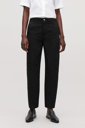 Cos Twisted Seam Jeans