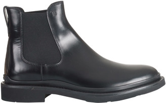 Tod's Tods Elasticated Side Panel Ankle Boots
